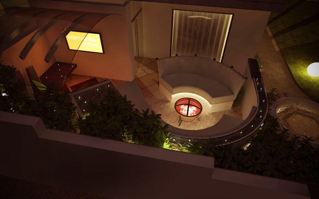 Elementa Garden Design's new website